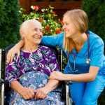 Как поступить в дом престарелых